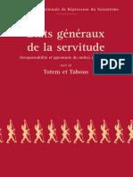e Tats Gene Raux Del a Servitude