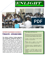ECTAD Newsletter Greenlight Issue no 9