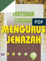 Ahkamul Janaiz Tuntunan Tuntunan Lengkap Mengurus Jenazah