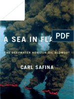 A Sea in Flames by Carl Safina - Excerpt