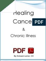 Healing Cancer & Chronic Illness