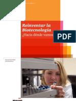 Reinventar la Biotecnología ¿Hacia dónde vamos? | PwC Venezuela