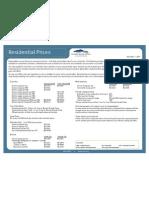 Colorado-Springs-Utilities-Price-Sheet