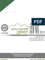 RMG 2011 Program