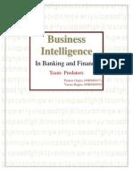 BI in Banking and Finance_Predators