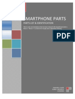 SMARTPHONE COMPONENTS - FINAL REPORT