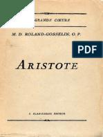 Aristote Gosselin