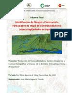 Informe Mapeo de Riesgos