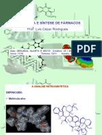ESTRUTURA E SÍNTESE DE FÁRMACOS II