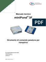 miniPond® 3F THB-131216I-Rev04