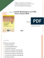 Exercitando modelagem em UML