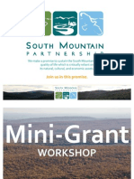 Mini-Grant Web Instructional