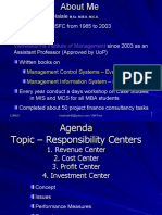 7105833-Responsibility-Centers