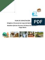 PLAN DE CAPACITACIÓN.apicola -Segunda edición