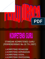 KOMPETENSI GURU