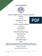 TRABAJO FINAL PRODUCCION ORAL Y ESCRITA 27-6-2021