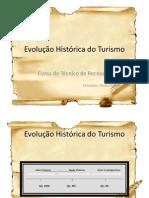 Evolução Histórica do Turismo