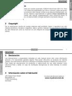 Cdv-710 Manual Es