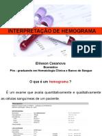 II - Interpretaçao de Hemograma