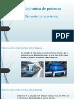 Presentacion N1 Historia de La Electronica de Potencia Copia