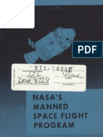 NASA's Manned Space Flight Program