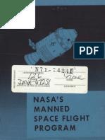 NASA's Manned Space Flight Program