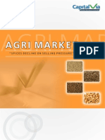 Agri Commodity Reports for the Week (18th – 22nd April '11)