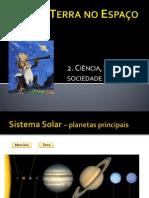 Tema I- Terra no Espaço
