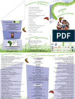 Flyer Forum Acces 2011