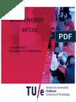 economics of windenergy