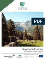Einzelbroschuere Region-sellraintal 2018