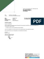 Demande de rapport médical (incapacité de travail) (1)