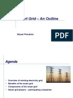 smart grid outline