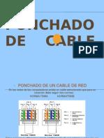 PONCHADO  DE  CABLE