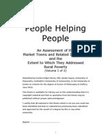 People Helping People - Thesis