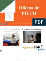 Oficina Pitch -Uma Grande Ideia Que Cola