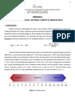 Prática e Roteiro de Estudos - Aminoacidos