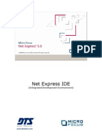 IDE NetExpress 5.0