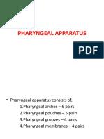 9. Pharyngeal Apparatus