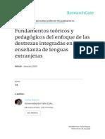 Panorama Historicodel Desarrollo de Algunas de Las Cuestiones Fundamentales en La Evaluación de Segundas Lenguas