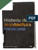 Historia de La Arquitectura Mexicana , Enrique X. de Anda A.