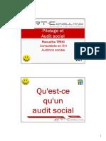 Cours P1 climat social