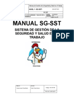 Manual del SG-SST Pollo paisa