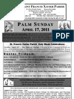 PalmSunday2011