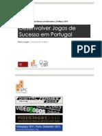 Desenvolver Jogos Sucesso Portugal