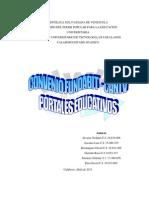 Trabajo Convenio FundabitCantv