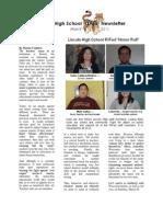 LHS UTLA Newsletter March 2011