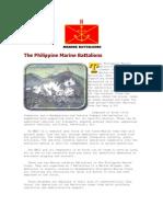 Philippine Marine Corps - The Philippine Marine Battalions