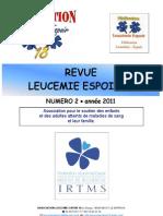LEUCEMIE ESPOIR RevueLE18 -2