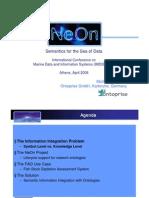slides-semantics for the sea of data